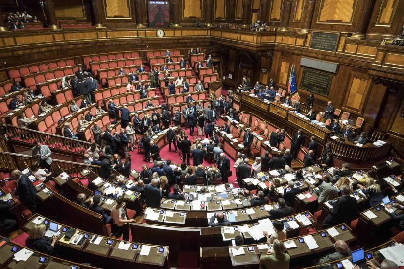 Senato, l'Mdp manda sotto il governo su alcuni emendamenti alla legge europea